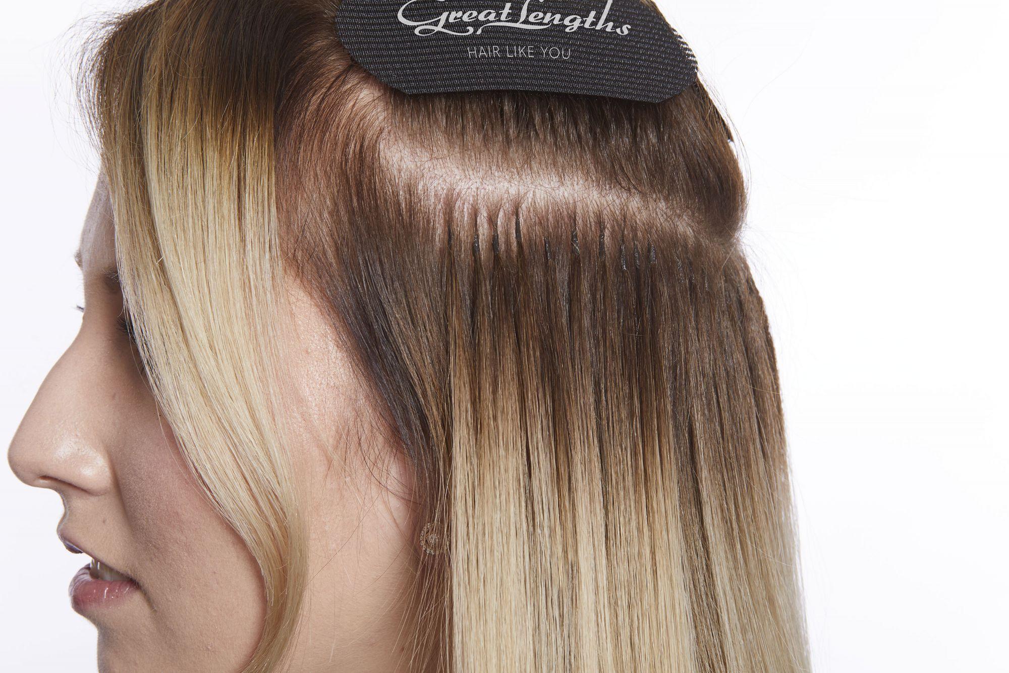 Haarverdichtung - Alessa Hairdesign